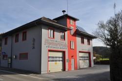 Rüsthaus nach Renovierung