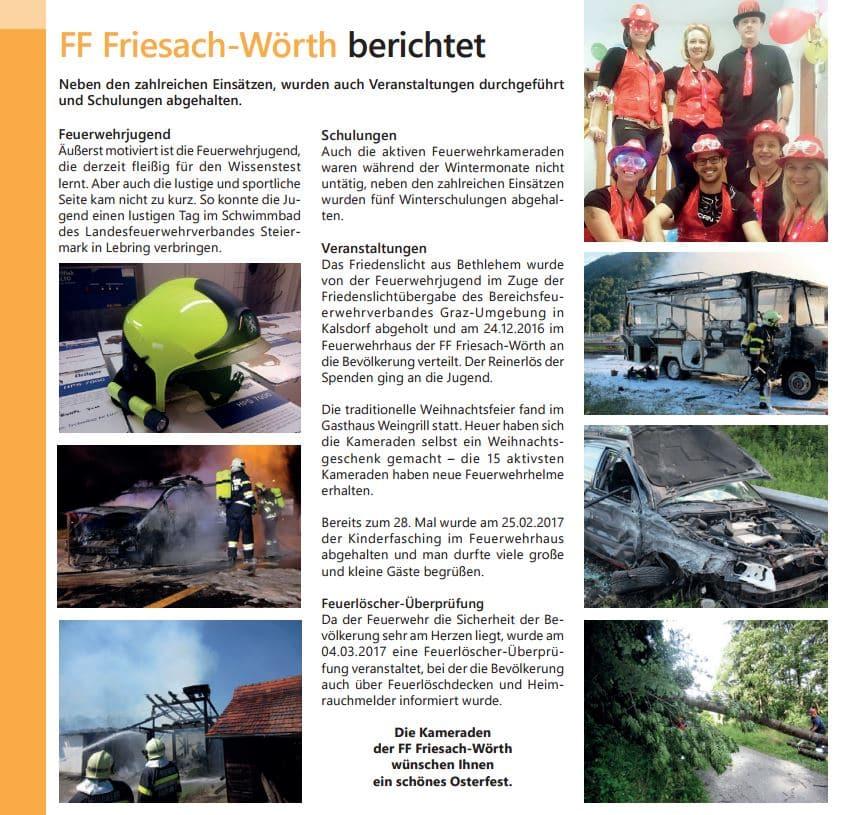 FFFW Einschaltung Gratkorn 1-2017